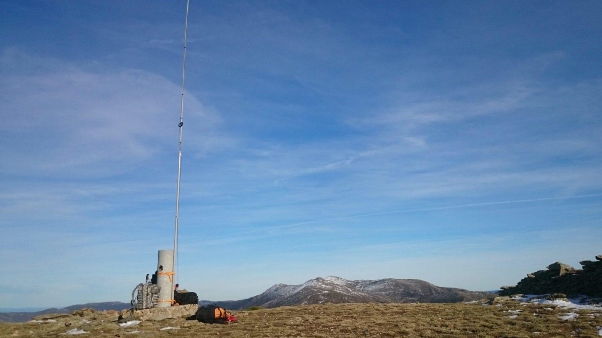 Radio, Montaña y Naturaleza